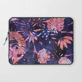 Motuu Tropical Pink & Purple Laptop Sleeve
