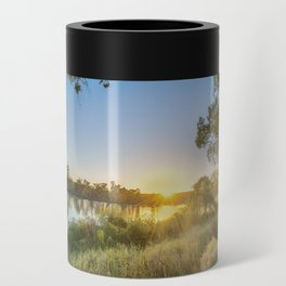 River Sunrise Can Cooler