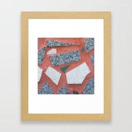 Mozaic Framed Art Print