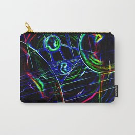 Abstract perfektion 85 Carry-All Pouch