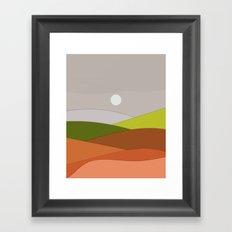 Landscape NC 04 Framed Art Print