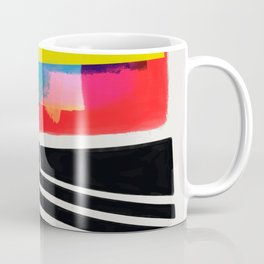 Temple Sunrise Coffee Mug