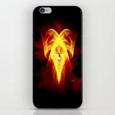 Face Of Death iPhone & iPod Skin