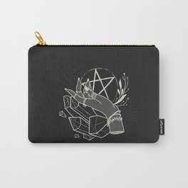 Witchy things - black Carry-All Pouch