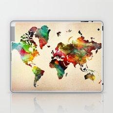 A Painted World Laptop & iPad Skin