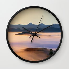 The Dawning of a New Day Wall Clock