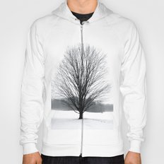 A Cold Winters Fog Hoody