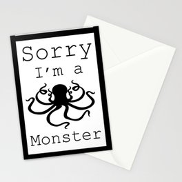 My Hangover Shirt Stationery Cards