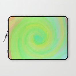 Re-Created Rrose xxi by Robert S. Lee Laptop Sleeve