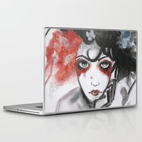 vendetta Laptop & iPad Skins featuring Vendetta by Valeri Prokopenko