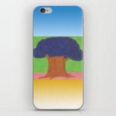 Beyond Color #3 - Standing Firm iPhone & iPod Skin