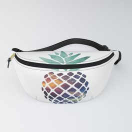 Space Pineapple Fanny Pack