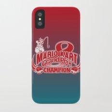 Mario Kart 8 Champion Slim Case iPhone X
