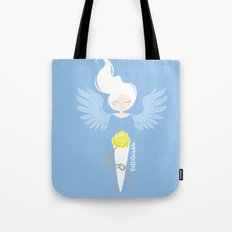 Endometriosis & Depression - Commissioned Work Tote Bag