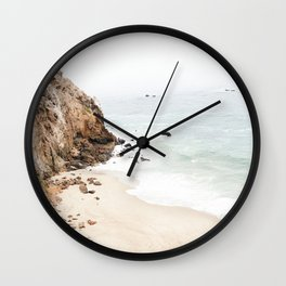 Malibu California Beach Wall Clock