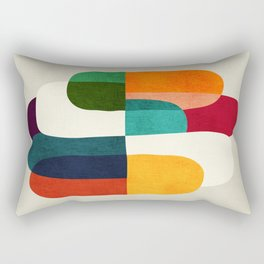 The Cure For Sleep Rectangular Pillow