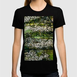 Louis Comfort Tiffany - Decorative stained glass 2. T-shirt
