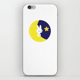 Moonbunny iPhone Skin
