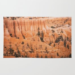 Bryce Canyon's Sunset Point in Utah Rug