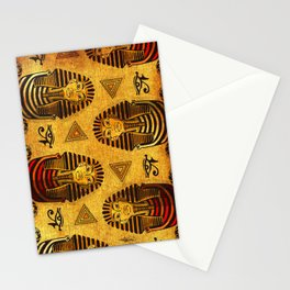 Pharaonic Stationery Cards
