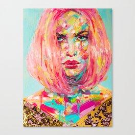Christy Canvas Print