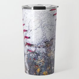 Baseball Art 5 Travel Mug