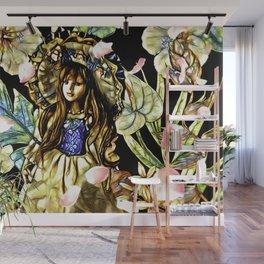 Evening Beauty Wall Mural
