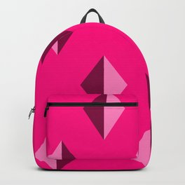 Geometry No. 2 -- Magenta Backpack