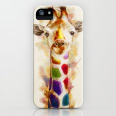 Colorful day iPhone (5, 5s) Slim Case