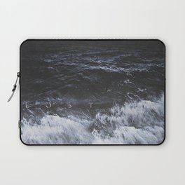 Lost in the sea Laptop Sleeve