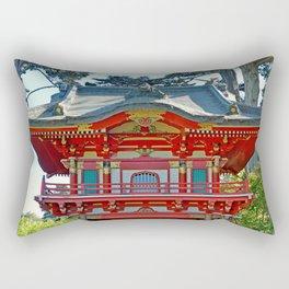 SF Japanese Tea Garden Study 14 Rectangular Pillow