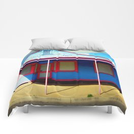 "The ""Retro"" Shop Comforters"