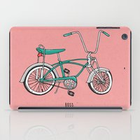 boss iPad Cases featuring Boss. by shoooes