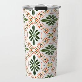 Andalusian mosaic pattern Travel Mug