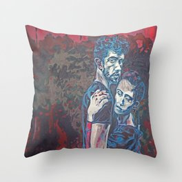 Well Wisher Conflict   2016 Throw Pillow