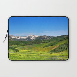 Crested Butte Laptop Sleeve