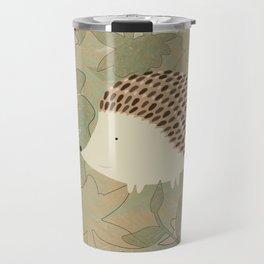 Hedgehog Best Day Ever Travel Mug