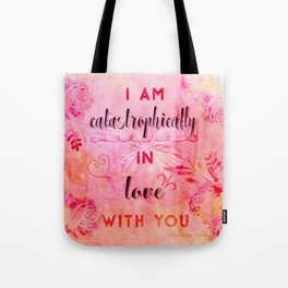 In love with you Tote Bag