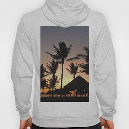 Caribbean Sunset Hoody