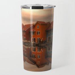 Reitdiephaven Groningen, The Netherlands Travel Mug