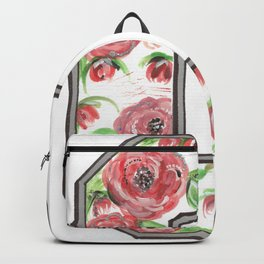 Buckeye O of Roses. Backpack