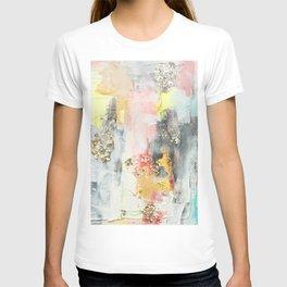 Abstract #3 by Jennifer Lorton T-shirt