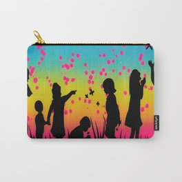 Montessori Kids Carry-All Pouch