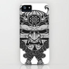 Japan Samurai iPhone Case