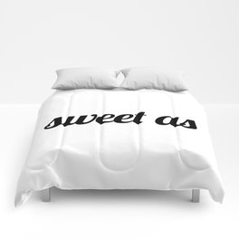 Sweet As New-Zealand Comforters