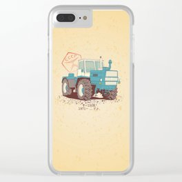 T 150K Clear iPhone Case