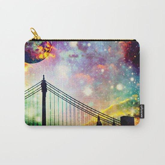 Galaxy Bridge Carry-All Pouch