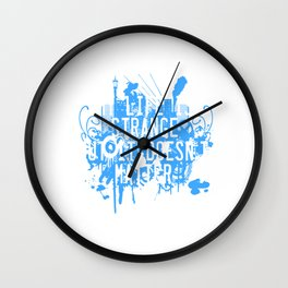 Is your life strange? This might be the tee made for you! Grab this cool tee now. Makes a nice gift! Wall Clock