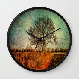 NORTHERN LANDSCAPE vol.2 Wall Clock