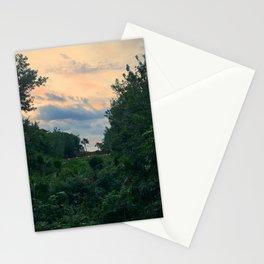 Lost playa Stationery Cards